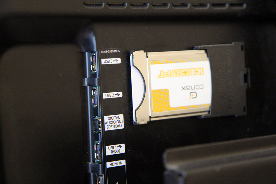 еCAMв разъёмPCMCIAв кабельном ресивере