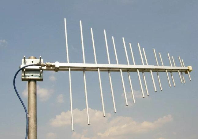 DIY log-periodic antenna for digital TV DVB T2