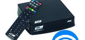 ТВ приставка для цифрового телевидения с WiFi приемником
