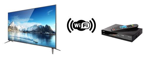 Как подключить телевизор к компьютеру через WiFi подробная инструкция