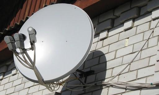 тарелка спутникового тв