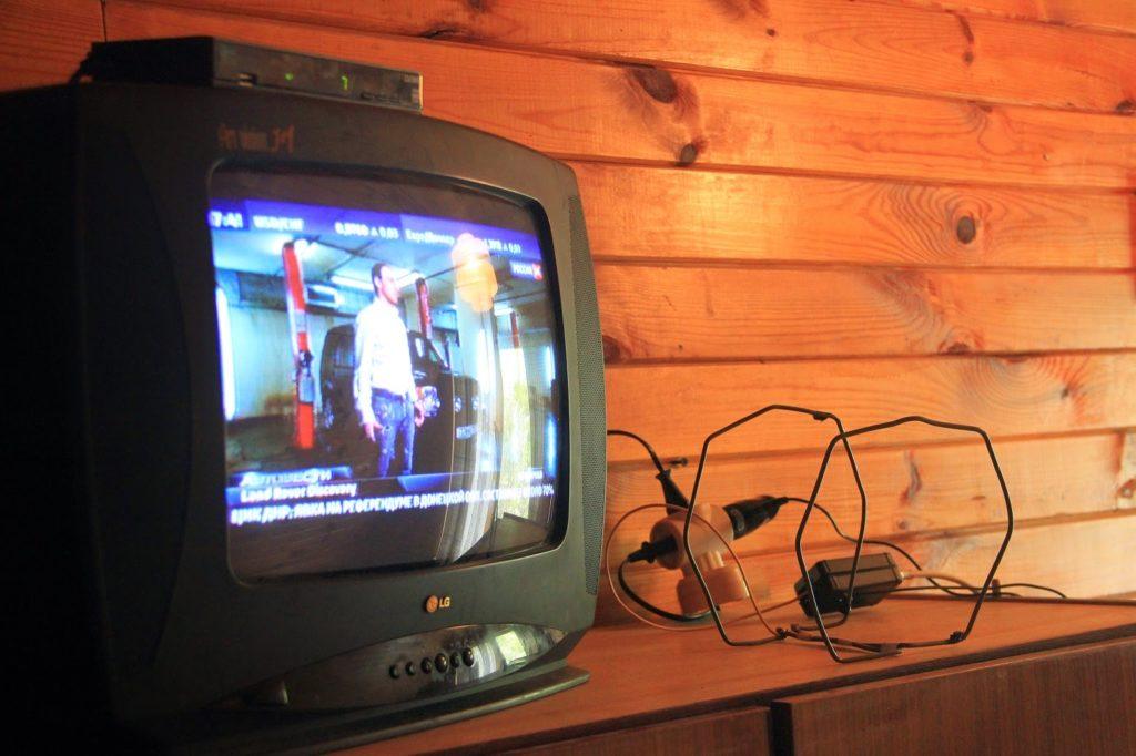 цифровое ТВ на даче
