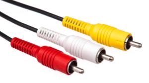 rca тюльпаны кабель